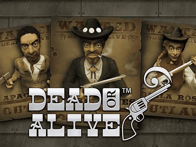 Онлайн-автомат Dead or Alive с бесплатными вращениями