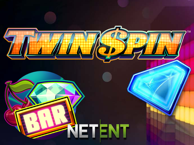 Игровой автомат Twin Spin с зеркальными барабанами