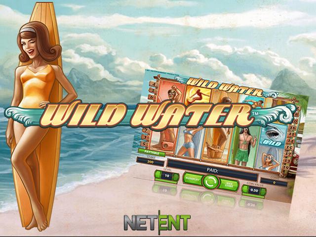 Wild Water – игровой аппарат от компании NetEnt